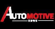 automotive news logo white